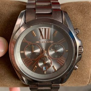 Micheal kors limited edition stone watch